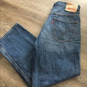 Levi's 559 Relaxed Straight Men's Denim Jeans
